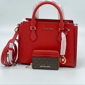 Michael Kors Hope Satchel Bag & Case Card …